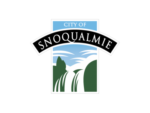 City of Snoqualmie logo